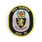 USS HOPPER Button