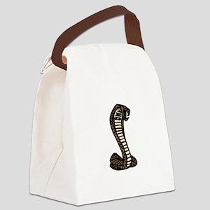 Cobra Canvas Lunch Bag
