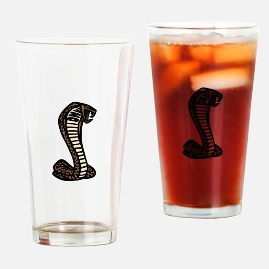 Cobra Drinking Glass