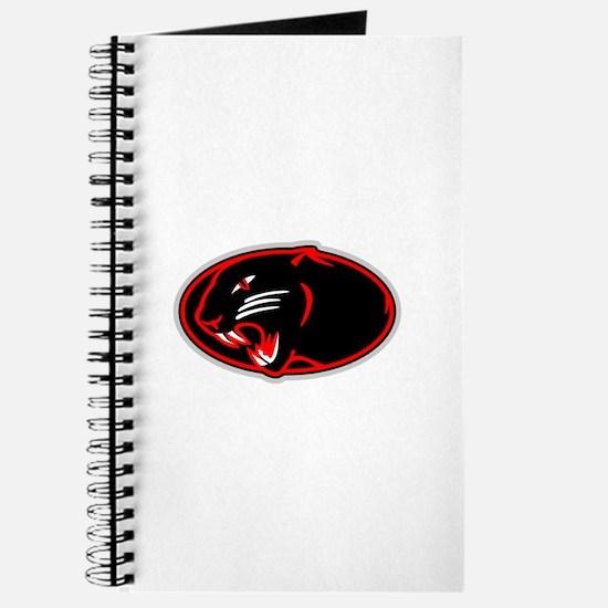 Panther Logo Journal