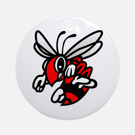 Hornets Ornament (Round)