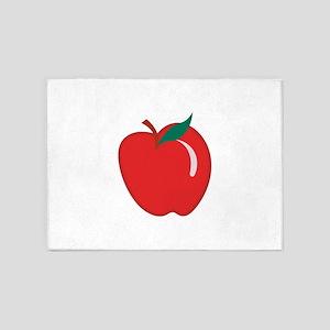 Apple 5'x7'Area Rug