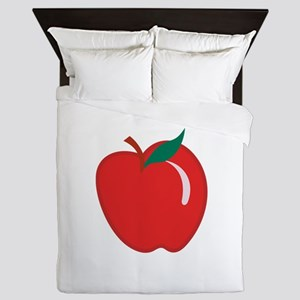 Apple Queen Duvet