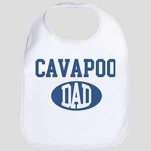 Cavapoo dad Bib