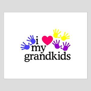 I Love My Grandkids/Hands Posters