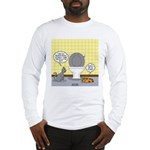Cats and Toilets Long Sleeve T-Shirt