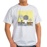 Cats and Toilets Light T-Shirt