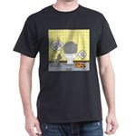 Cats and Toilets Dark T-Shirt