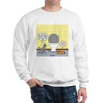 Cats and Toilets Sweatshirt