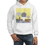 Cats and Toilets Hooded Sweatshirt