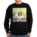 Cats and Toilets Sweatshirt (dark)
