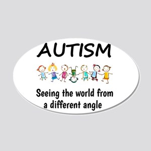 Autism...seeing the world from a different angle W