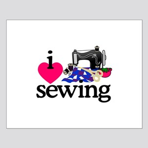 I Love Sewing/Machine Posters