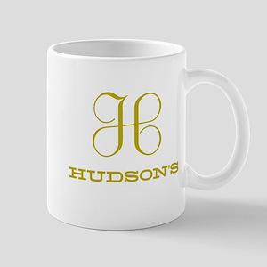 Hudson's Classic Mugs