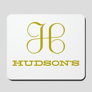 Hudson's Classic Mousepad