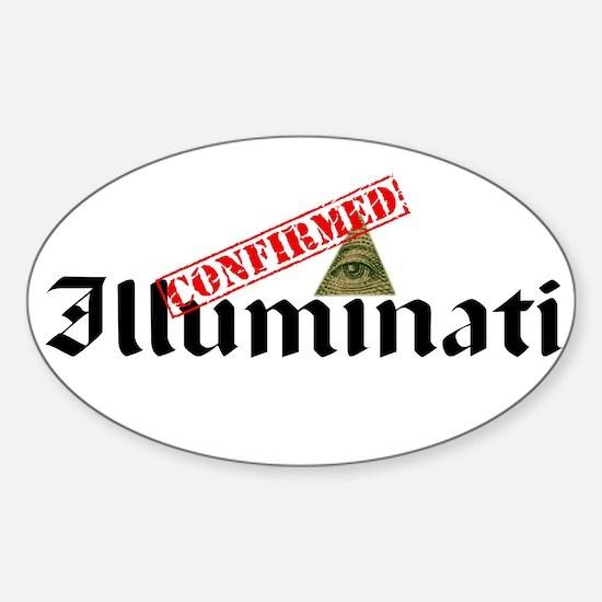 Illuminati Confirmed Stickers