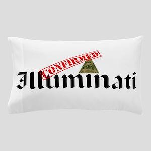 Illuminati Confirmed Pillow Case