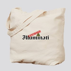 Illuminati Confirmed Tote Bag