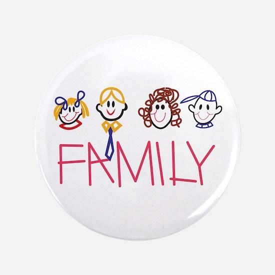 Stick Family Button