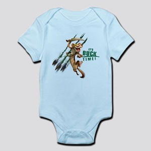 It's Buck Time Infant Bodysuit