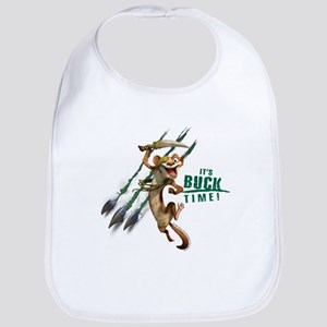 It's Buck Time Bib
