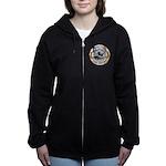 USS HOUSTON Women's Zip Hoodie