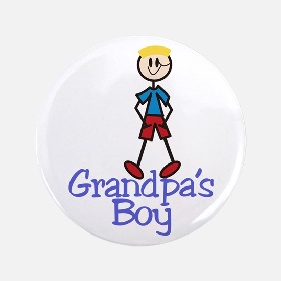 Grandpas Boy Button