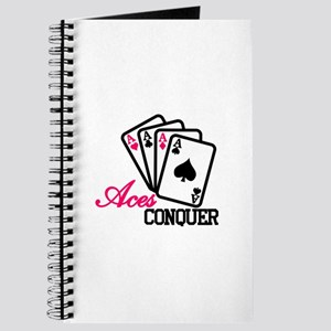 Aces Conquer Journal