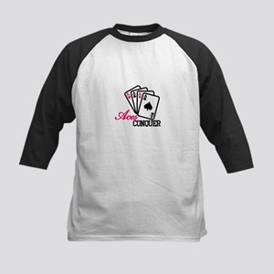 Aces Conquer Baseball Jersey