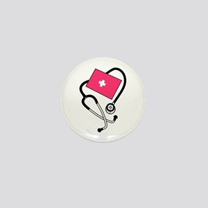 Blood Pressure Cuff Mini Button