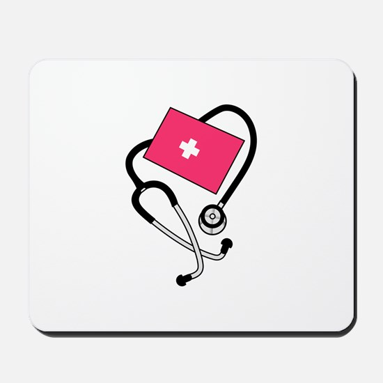 Blood Pressure Cuff Mousepad