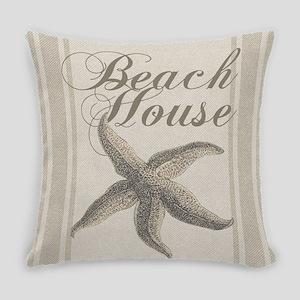 Beach House Starfish Sandy Coastal Decor Everyday