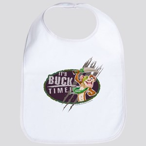 It's Buck Time 2 Bib