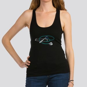 Medical Hammer Stethoscope Tank Top