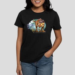Ice Age My Own Herd Women's Dark T-Shirt