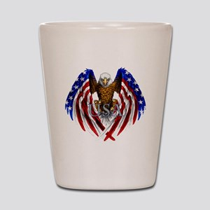 Eagle2 Shot Glass