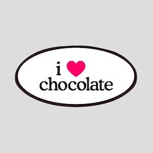 I Love Chocolate Patch