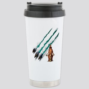 Ice Age Slash Stainless Steel Travel Mug