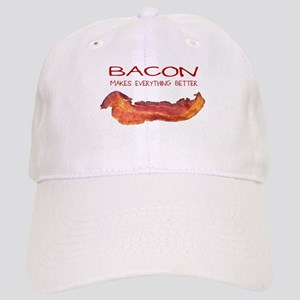 BACON MAKESEVERY THING BETTER Cap