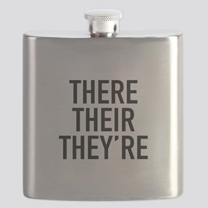 There Their They're Flask