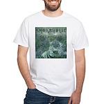 Smokaholic White T-Shirt