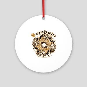 Samhain II Ornament (Round)