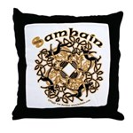 Samhain II Throw Pillow