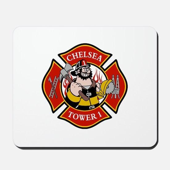 Chelsea Tower 1 Mousepad