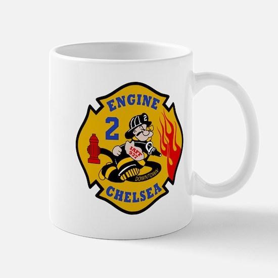 Chelsea Engine 2 Mug