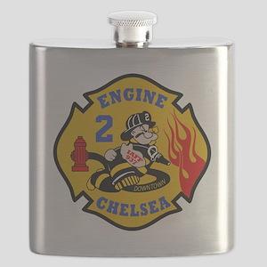 Chelsea Engine 2 Flask