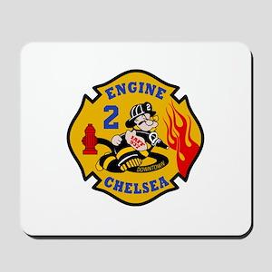 Chelsea Engine 2 Mousepad