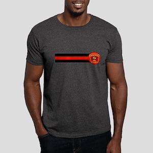 Boston Fire Dark T-Shirt