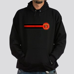 Boston Fire Hoodie (dark)