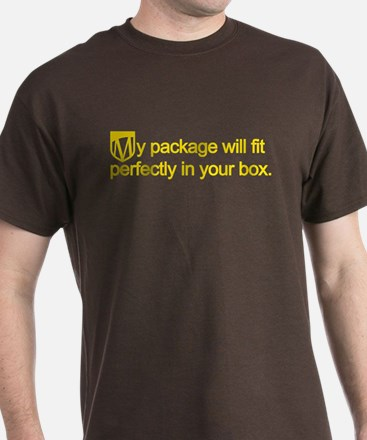 """My Package"" T-Shirt"